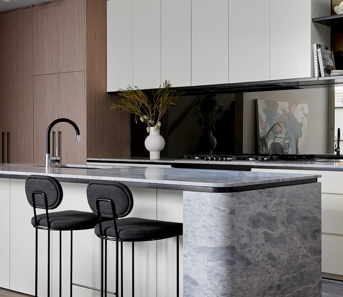 Tribe Street, designed by Simpli Interiors | Photography by Veeral