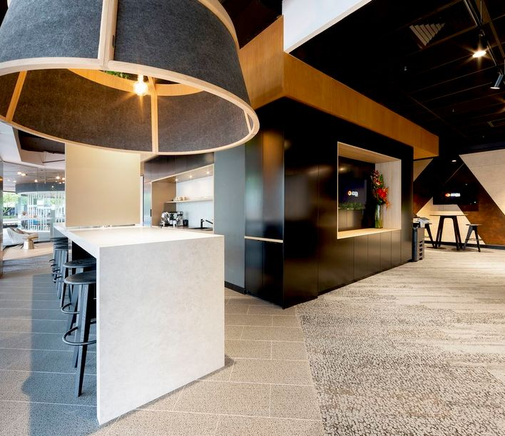 Acacia Projects Office, ODCM Design. Image: Acacia Projects