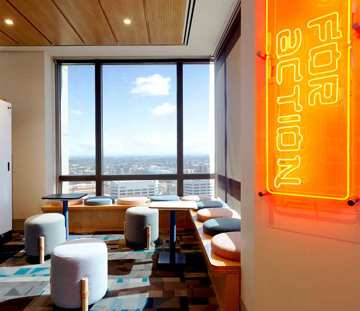Office space, Sydney, Greenbox Architecture