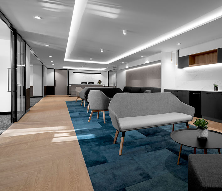 CBRE | IA Group, ACT | Photography by Dave Castro