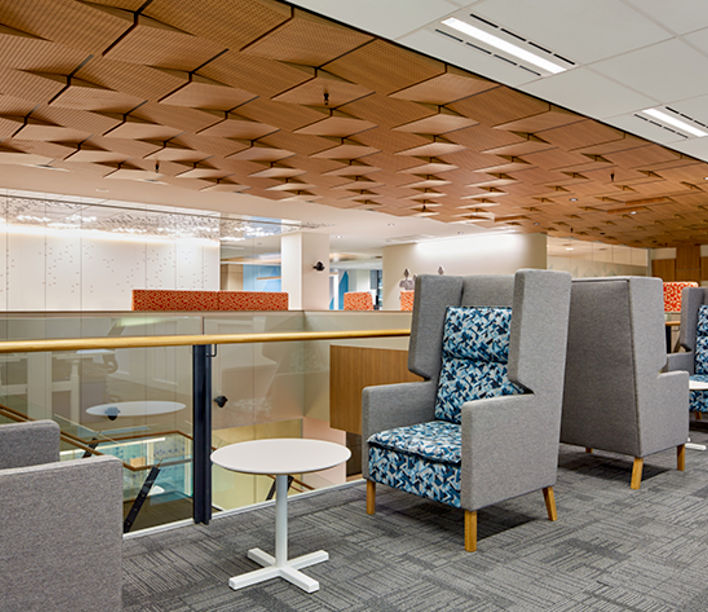Mental Health Commission, Hassell, Photographer: Douglas Mark Black Photography