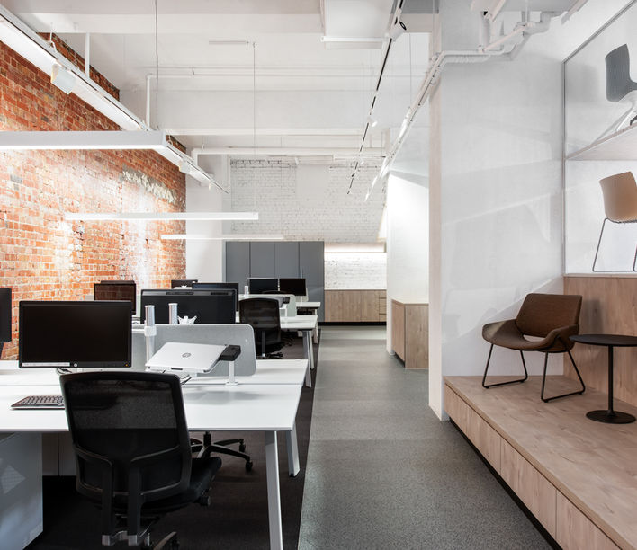 Stylecraft Melbourne Showroom, designed by Geyer, photographed by Nicole Englang