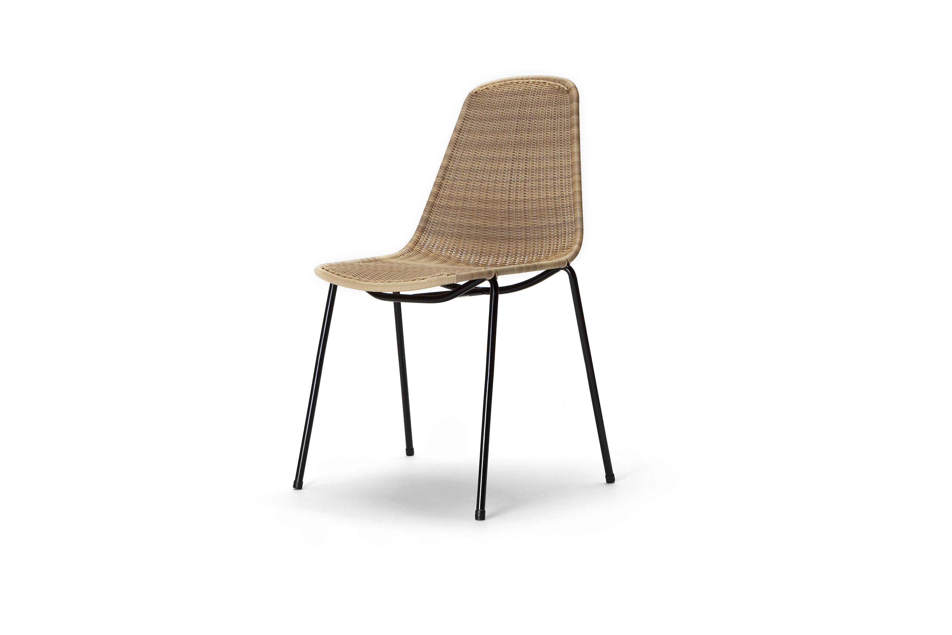 art basket chair of danish collection early room