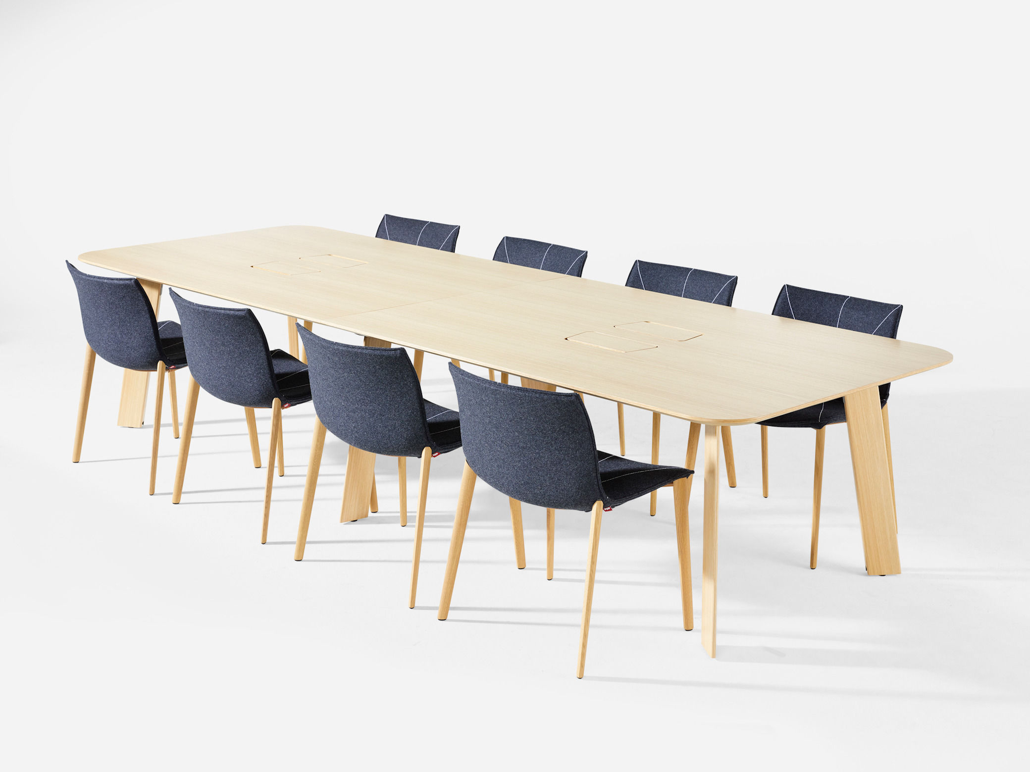Blade Table Stylecraft Meeting Table Dining Table