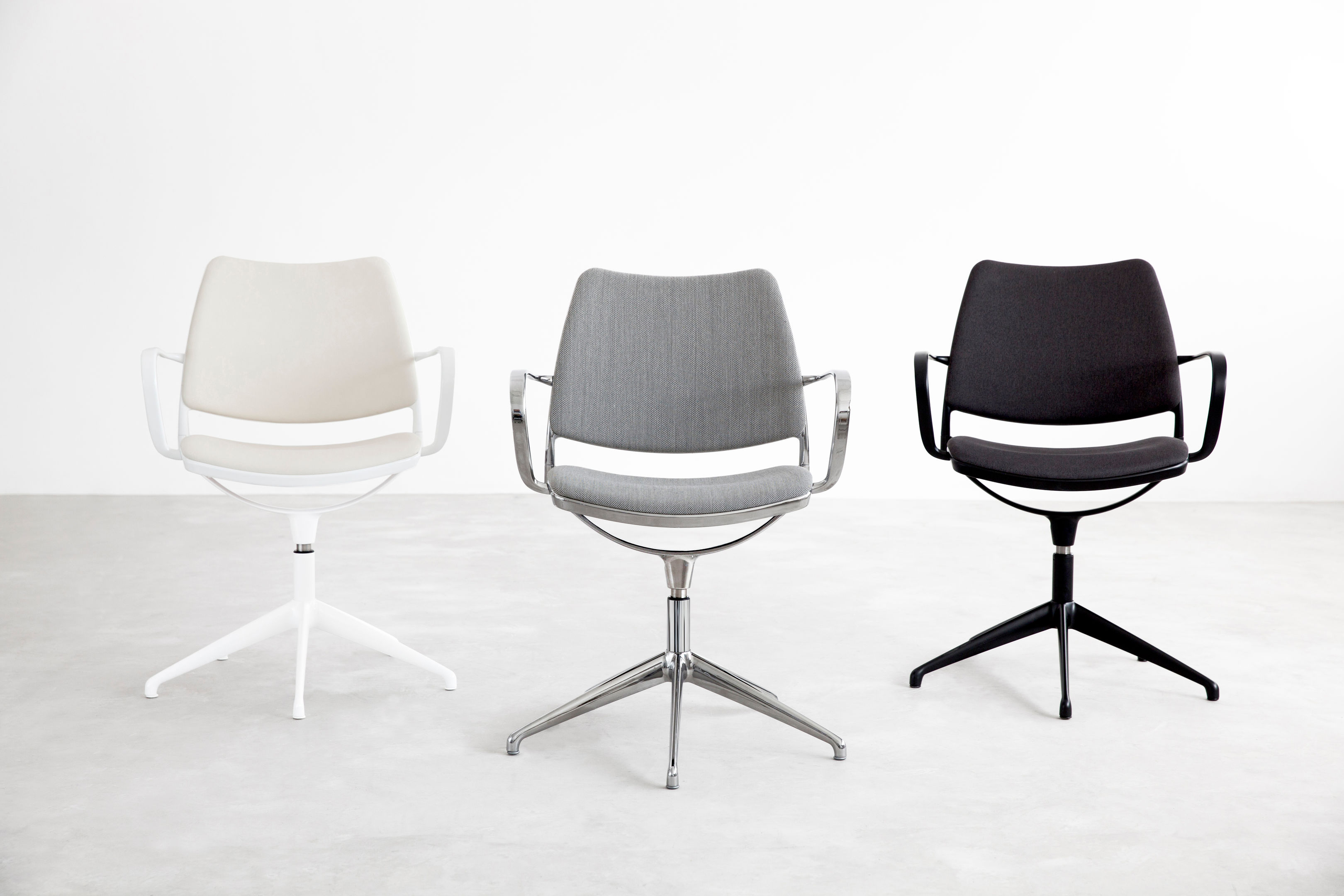 Gas Office Chair Stylecraft Meeting