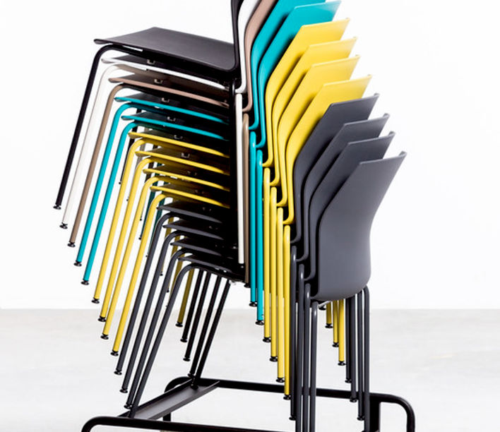 Akaba | Kabi 4 Leg Chair | Exclusively available from Stylecraft
