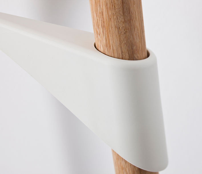 Bamboo Coat Stand 7