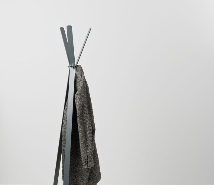 Bend Coat Stand 6
