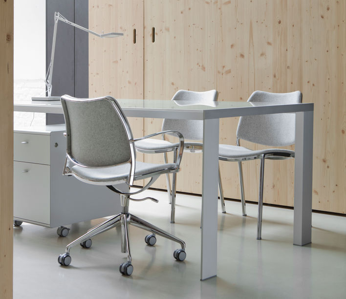 Gas Office Chair 2