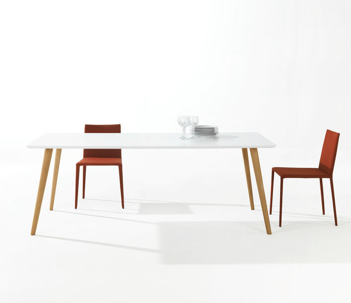 Arper | Gher Table | Exclusively available from Stylecraft