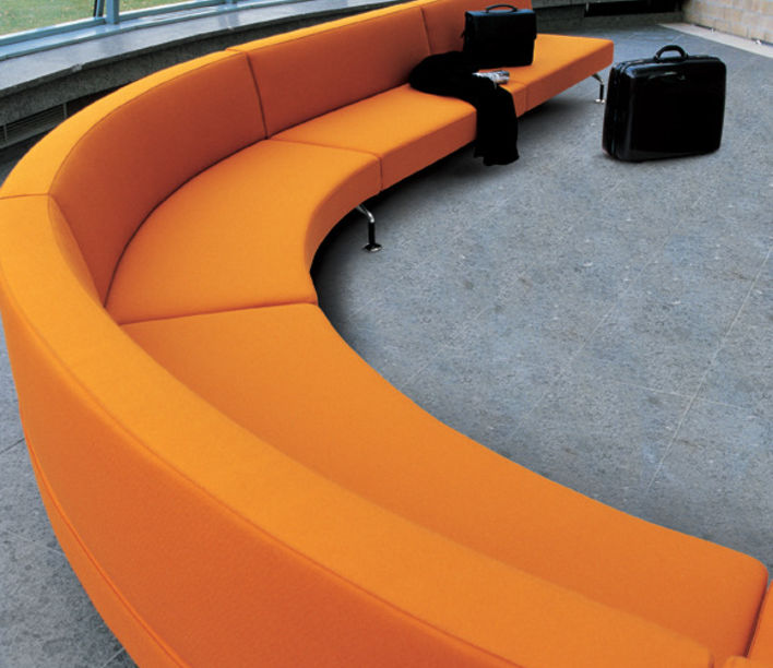 Intercity Modular Lounge 2