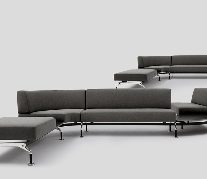Intercity Modular Lounge 3