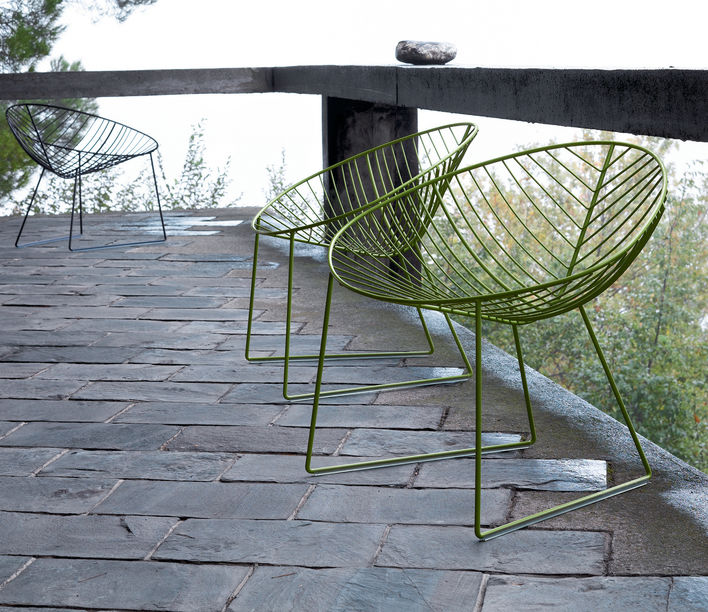 Arper | Leaf Low Lounge | Exclusively available from Stylecraft
