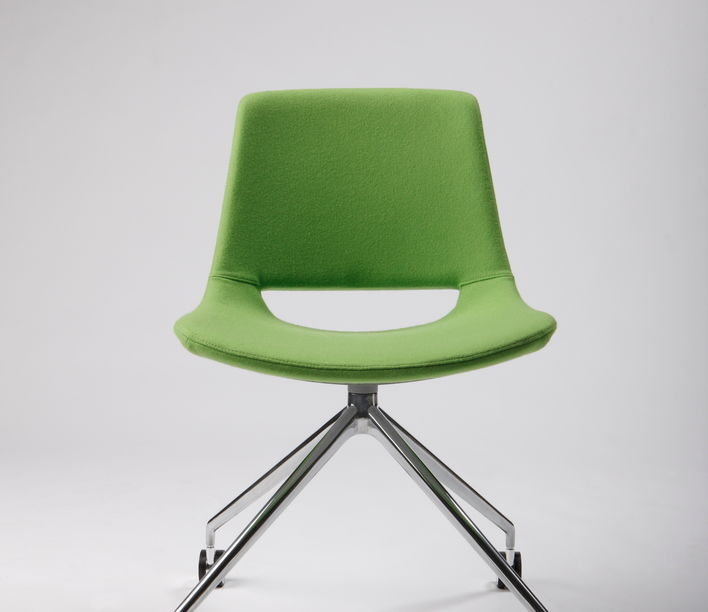 Arper | Palm 4 Way Castor | Exclusively available from Stylecraft