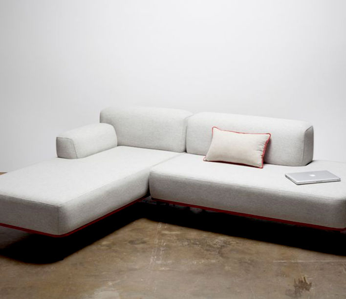 LEN | Softscape Chaise Lounge | Stylecraft