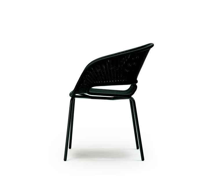 Feelgood Designs   Alvin Chair in Charcoal   Available from Stylecraft