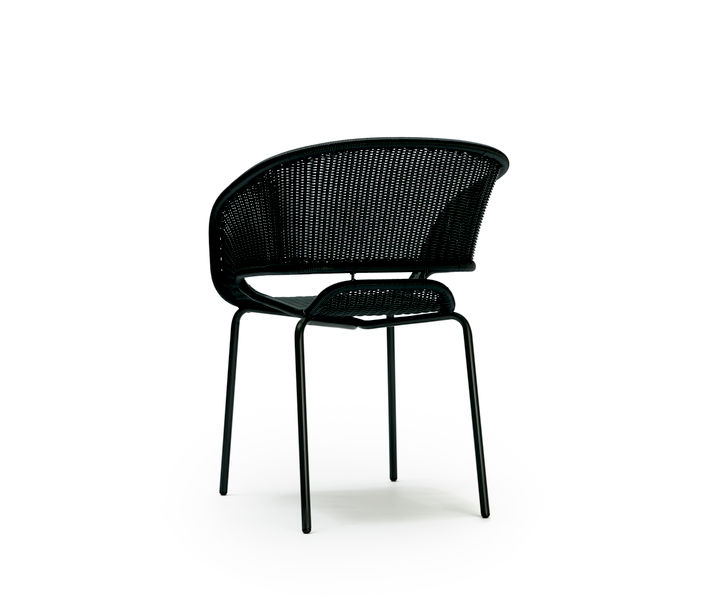 Feelgood Designs | Alvin Chair in Charcoal | Available from Stylecraft