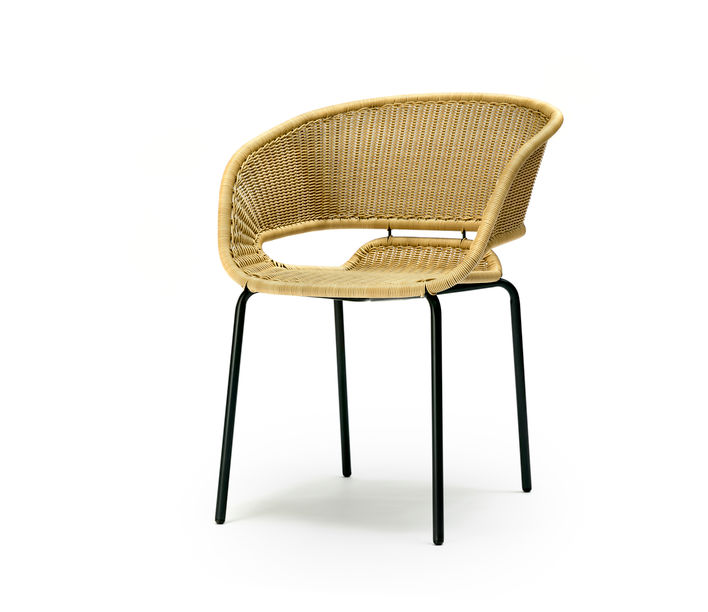 Feelgood Designs   Alvin Chair in Wheat   Available from Stylecraft
