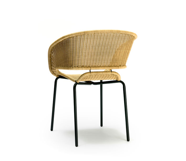 Feelgood Designs | Alvin Chair in Wheat | Available from Stylecraft