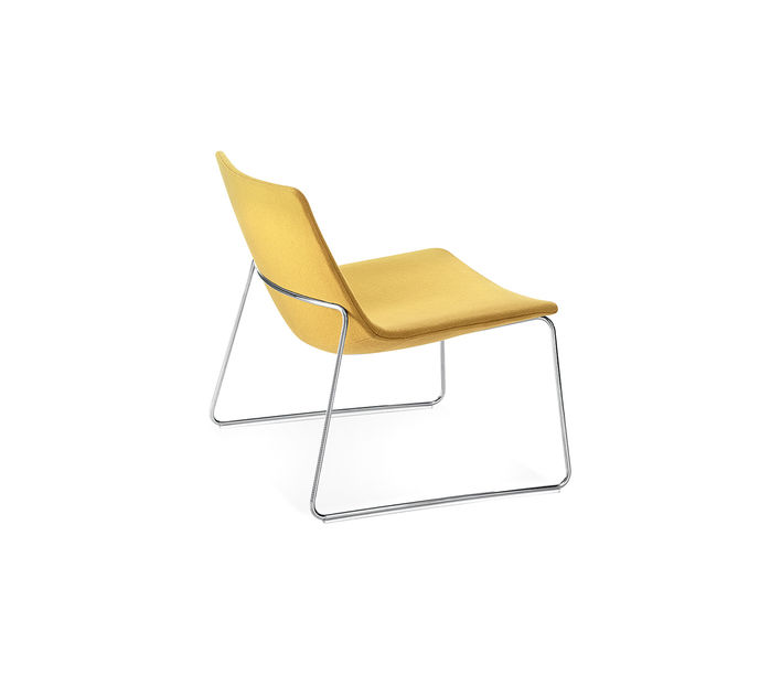 Arper   Catifa 60 Low Back Lounge   Exclusively available from Stylecraft