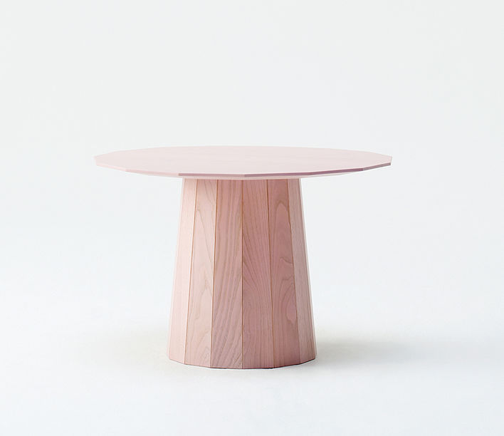Karimoku New Standard | Colour Wood Side and Coffee Tables | Exclusively available from Stylecraft
