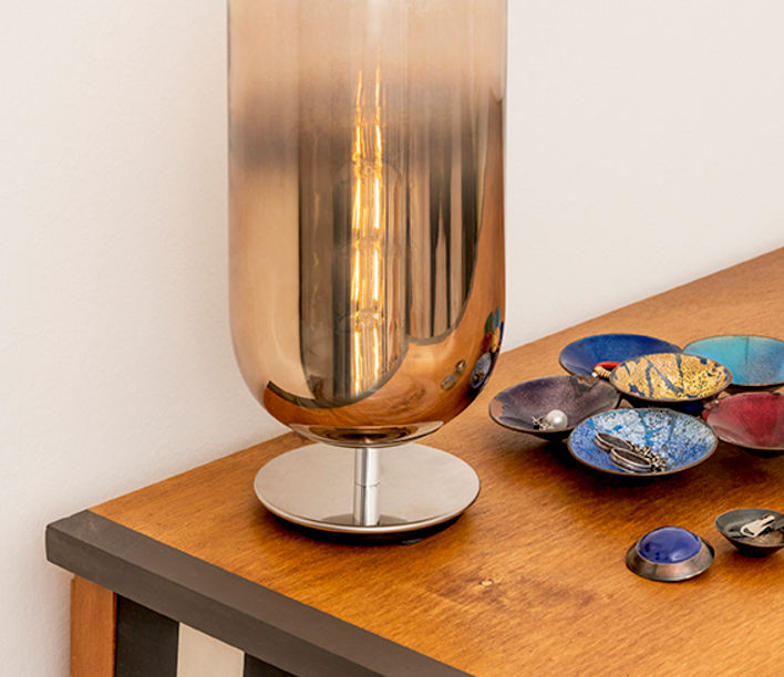 Gople Table | Artemide Design | Available exclusively from Stylecraft
