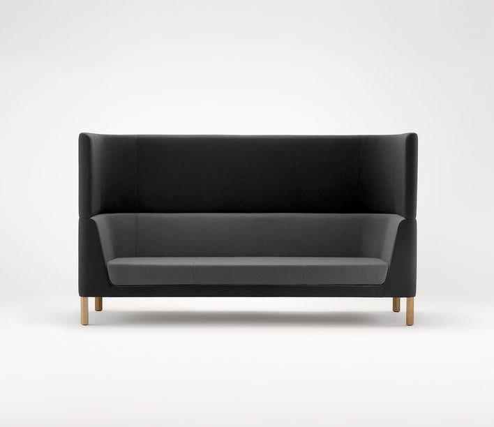Ross Gardam | Tailored High-Back Lounge | Exclusively available from Stylecraft
