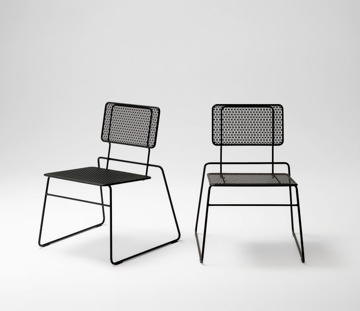 Studio McKeon | Paperclip Chair | Exclusively available from Stylecraft