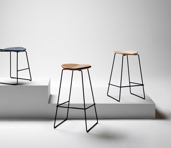Ross Gardam | Duet Stool Range | Available exclusively from Stylecraft