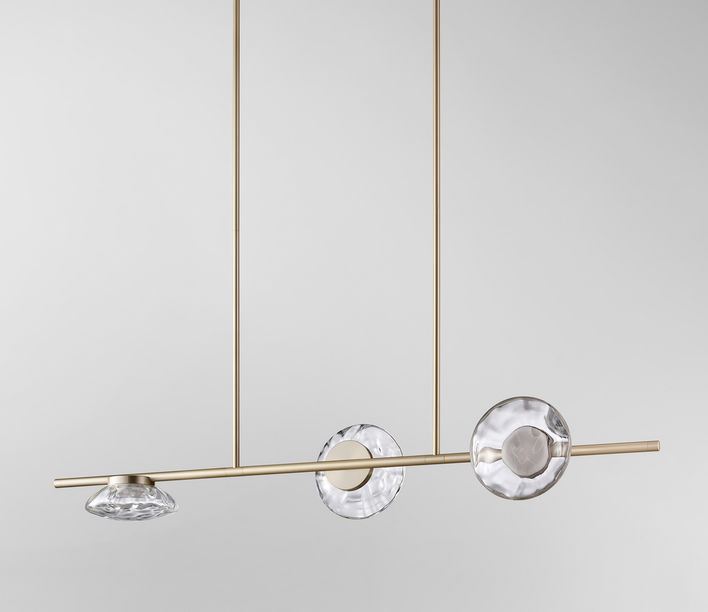 Ross Gardam | Ceto Chandelier | Available from Stylecraft