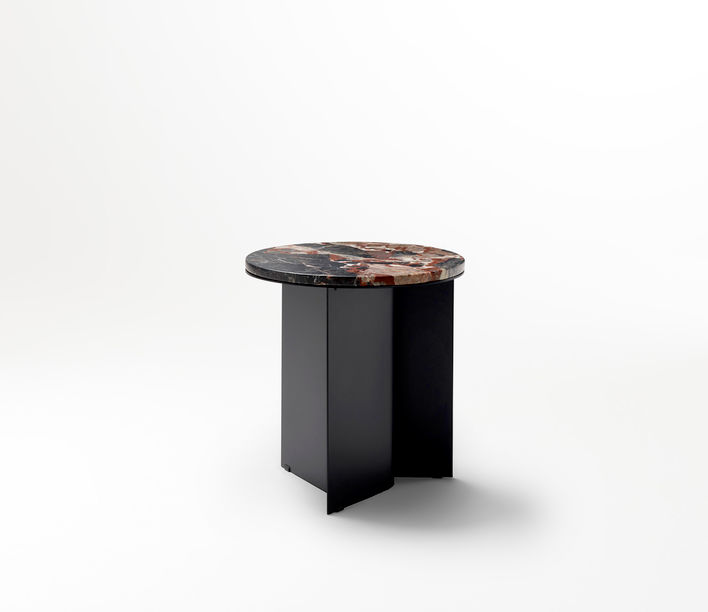 RRoss Gardam | Breeze Table | Available from Stylecraft Ross Gardam | Breeze Table ⌀450 | Available exclusively from Stylecraft