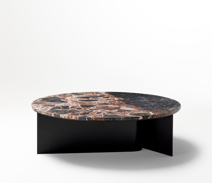 Ross Gardam | Breeze Table | Available from Stylecraft Ross Gardam | Breeze Table ⌀1100 | Available exclusively from Stylecraft