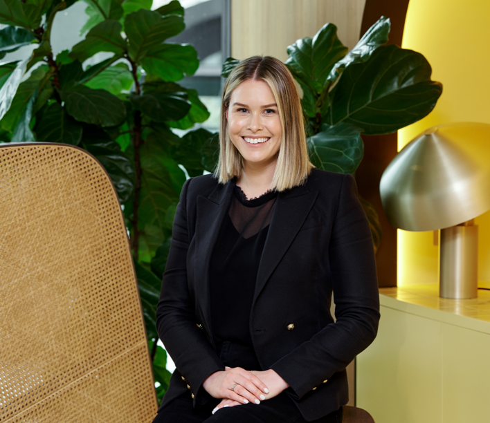 Lauren Bamford | Associate | Recently promoted into the Associate role