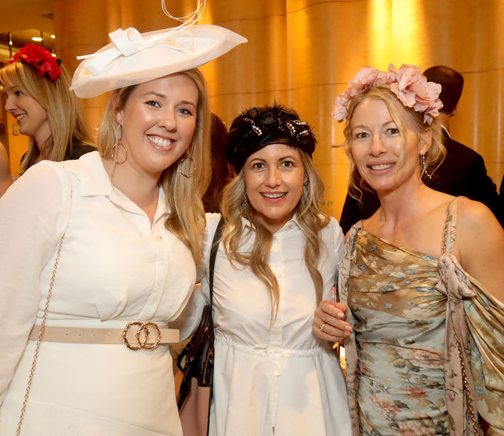 Melbourne Cup 2019 | Stylecraft and FDC host luncheon at the Fullterton Hotel, Sydney