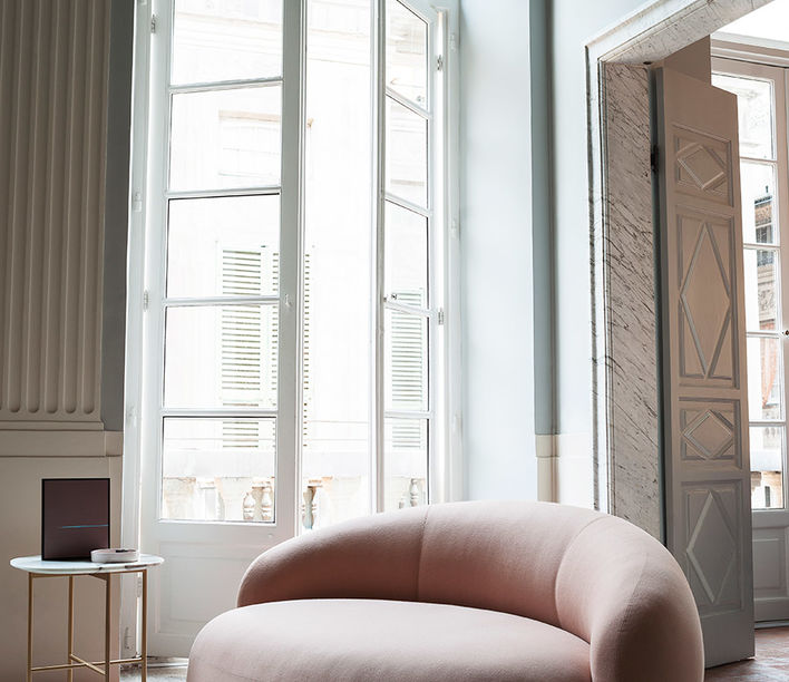 Tacchini | Julep Chaise Lounge | Exclusively available from Stylecraft
