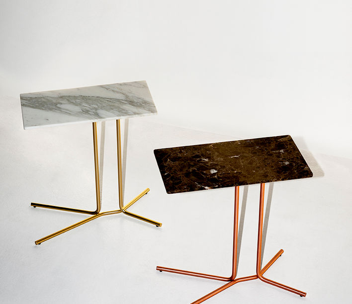 Ledge Side Table by Tacchini