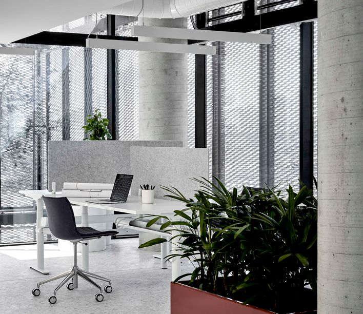 Cobild Offices, designed by Mim Design   Photography by Peter Clarke
