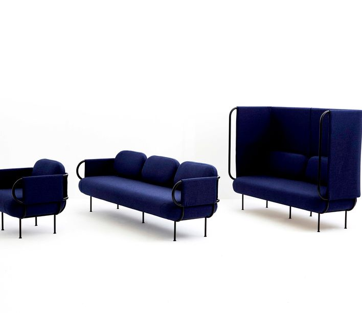 Skeehan Studio | Nave Seating | Exclusively available from Stylecraft