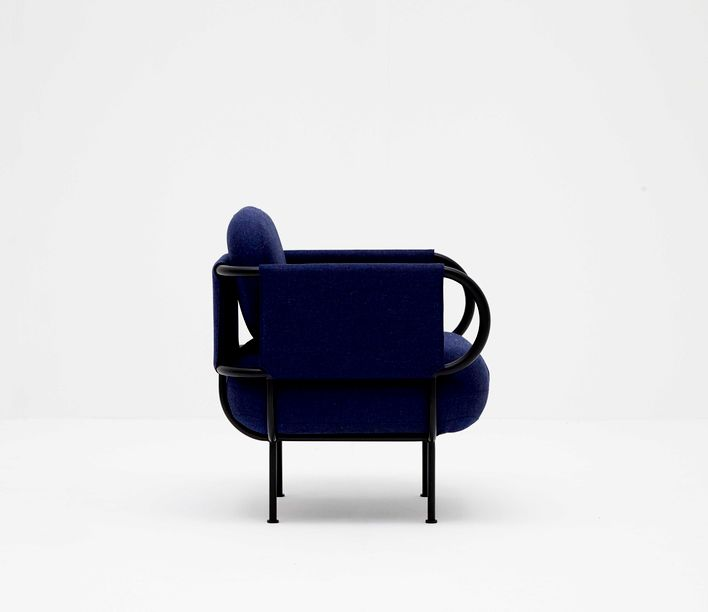 Skeehan Studio | Nave Armchair | Exclusively available from Stylecraft