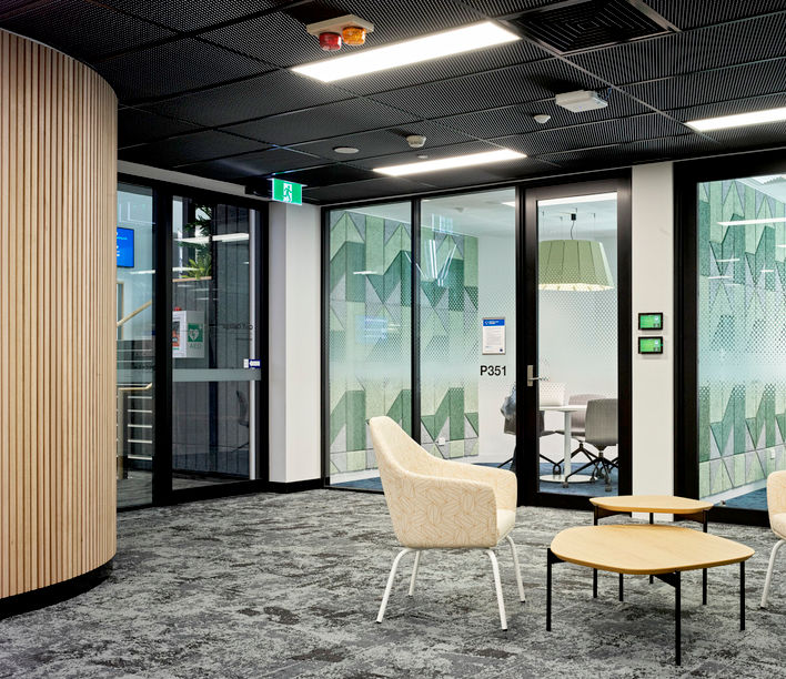QUT College | PDT Architects | Scott Burrows Photography