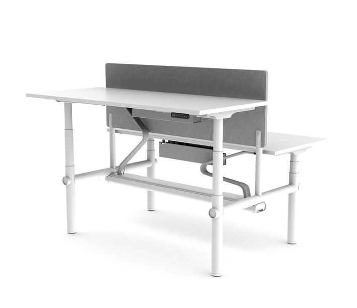 Thinking Works | Stix Workstation | 2 Person Back-to-Back | Exclusively available from Stylecraft