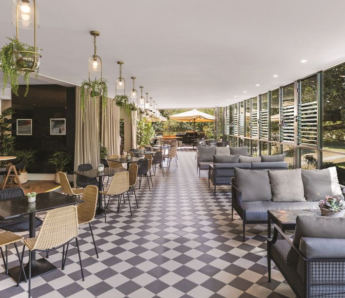Vibe Hotel Rushcutters Bay, TomMarkHenry Studio. Photography courtesy of Vibe