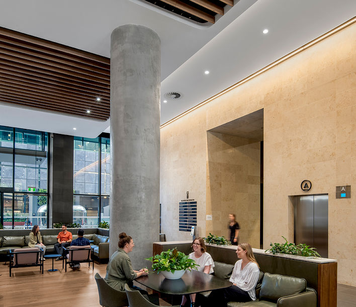11 Waymouth St | Woods Bagot | Photography by David Sievers
