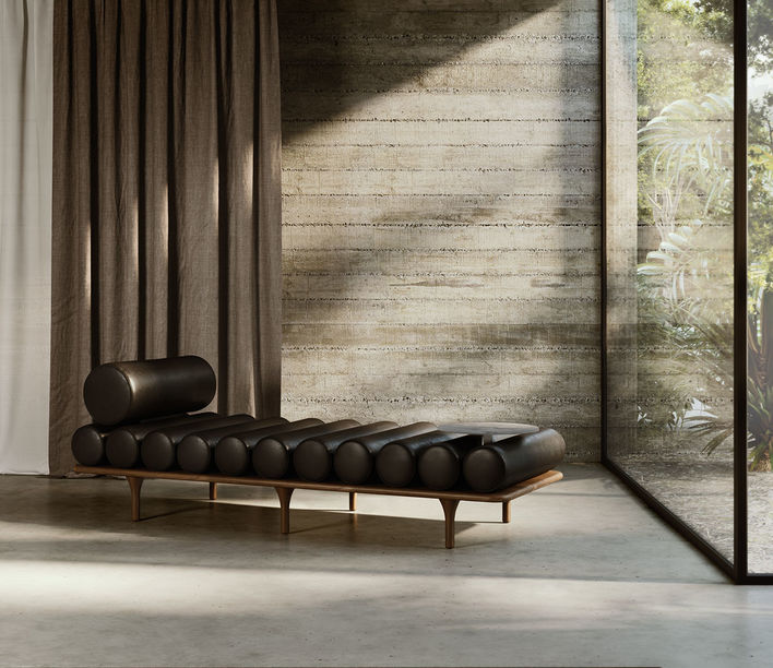 Tacchini   Five to Nine Daybed   Available exclusively from Stylecraft