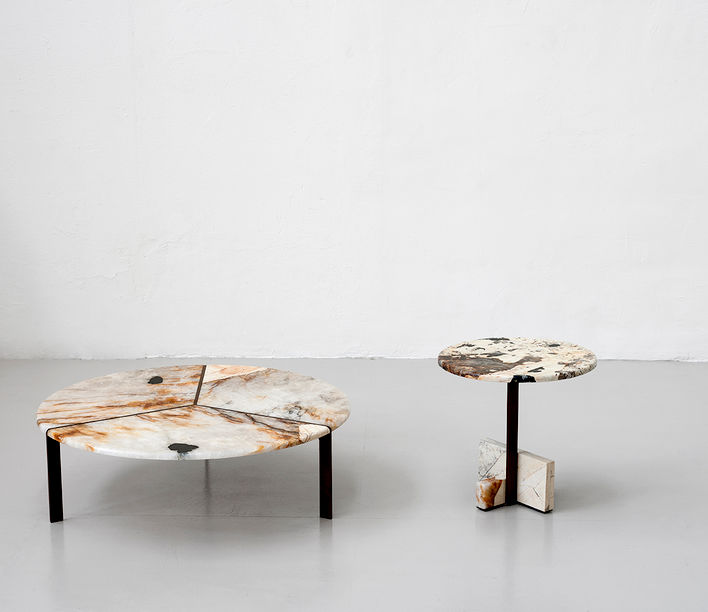 Tacchini   Joaquim Tables   Exclusively available from Stylecraft