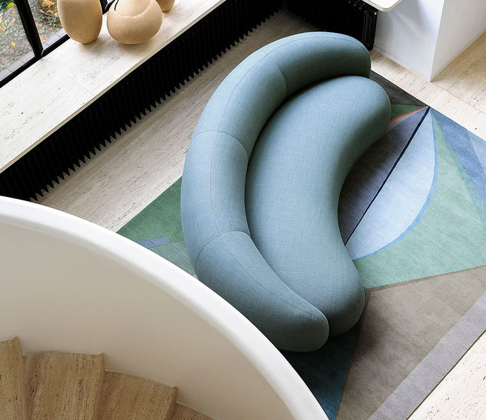 Tacchini | Julep Lounge | Exclusively available from Stylecraft