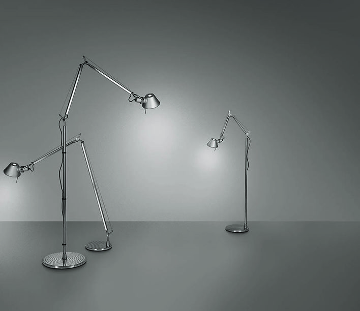 Tolomeo Floor Light   Artemide Design   Available exclusively from Stylecraft