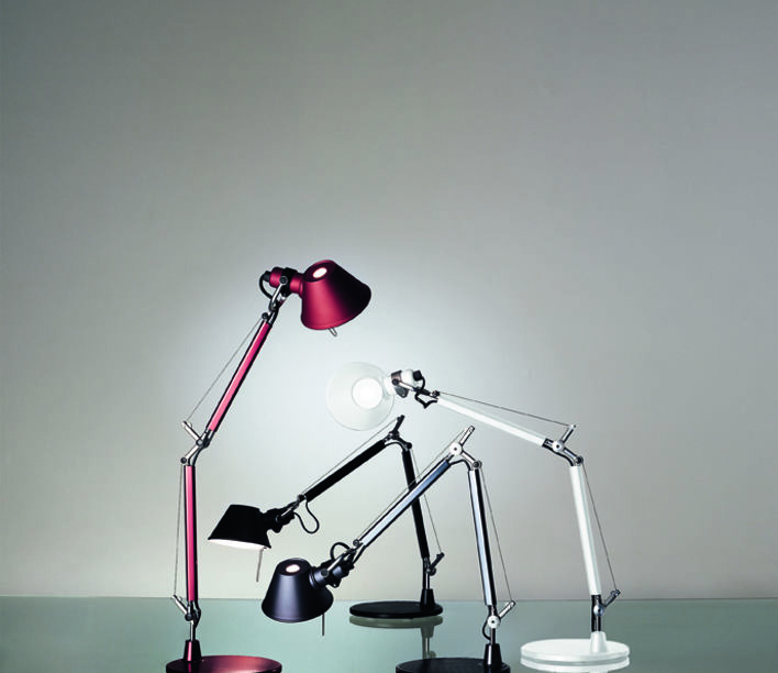 Tolomeo Table Light   Artemide Design   Available exclusively from Stylecraft