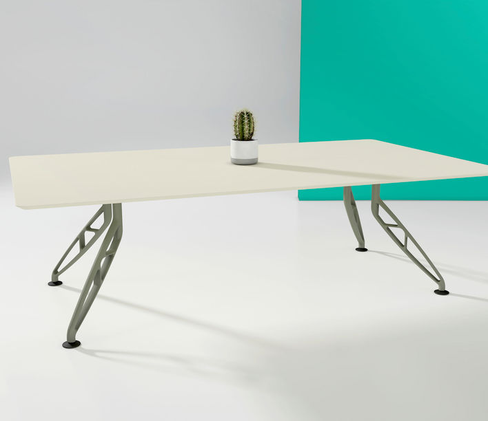 Trapeze Table | Thinking Works | Stylecraft