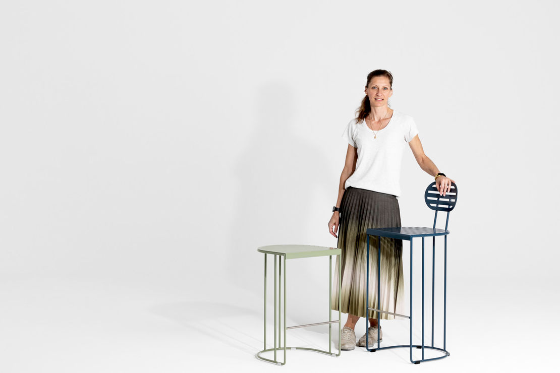 Anne-Claire Petre   Designer and Owner of acp atelier